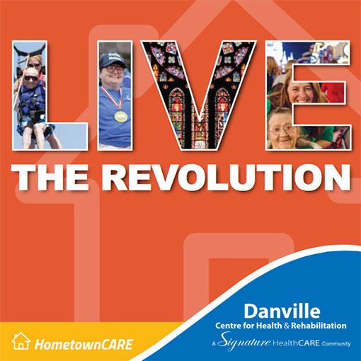 Danville Centre for Health & Rehab Nursing Home Brochure